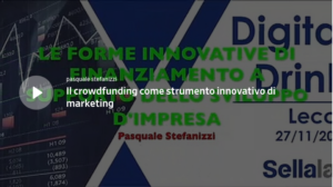 Crowdfunding e marketing