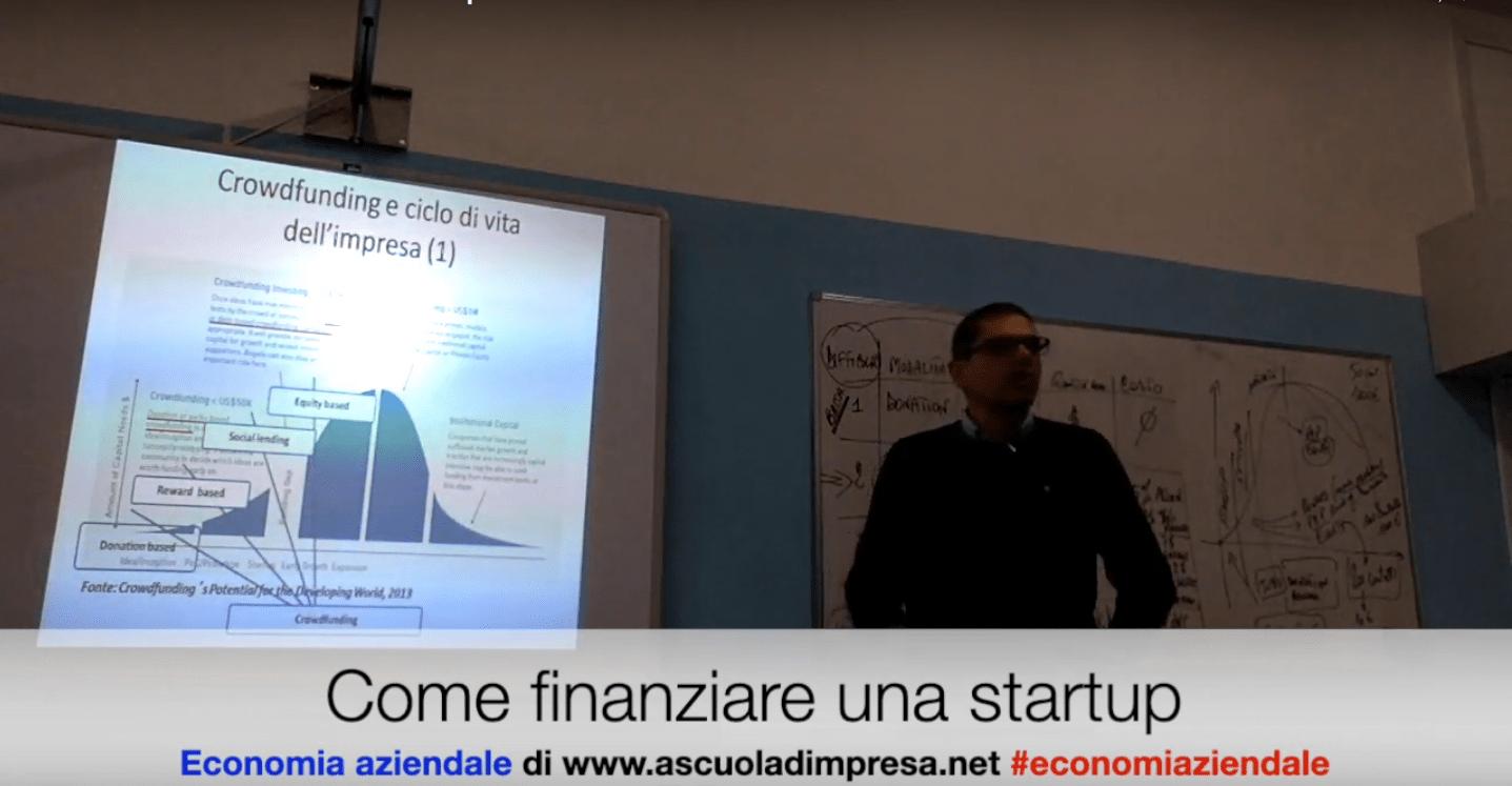 Come finanziare una startup, il fundraising e il ciclo di vita aziendale