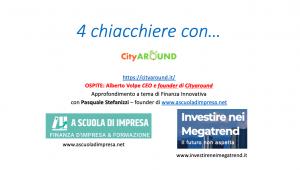 Asti, crowdfunding e cityaround